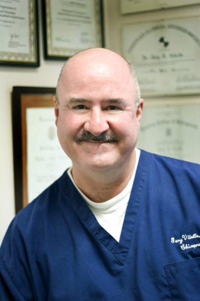 Dr. Gary Vitullo Headshot